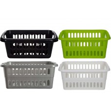 Plastic 59 cm Rectangular Laundry Basket