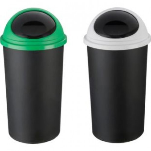 25 Litre | Plastic Bullet Bin | Kitchen Rubbish bins