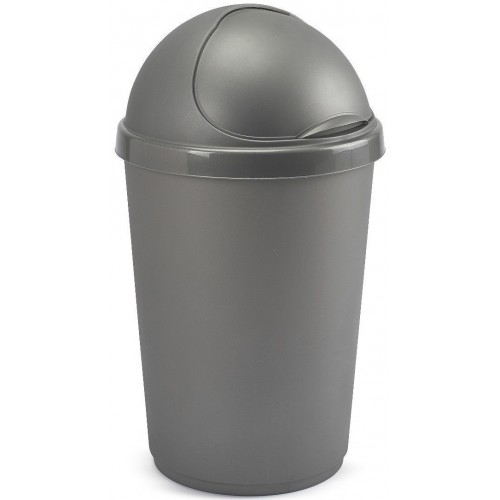 Black Kitchen Bin Sale: 50 Litre Kitchen Waste Bin