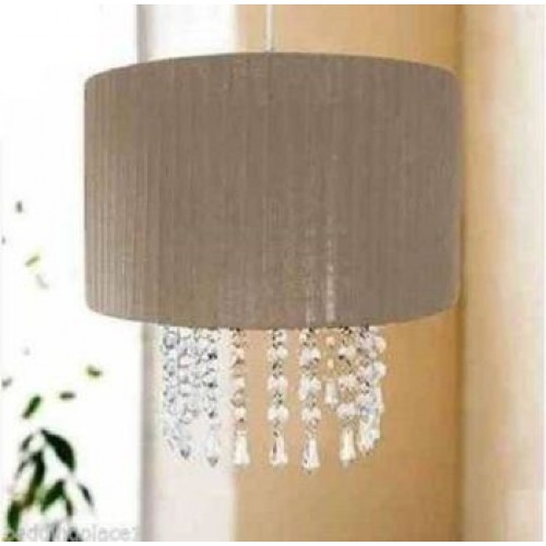 New Chandelier Karen Style Ceiling Light Pendant Shade Acrylic Crystal Jewels