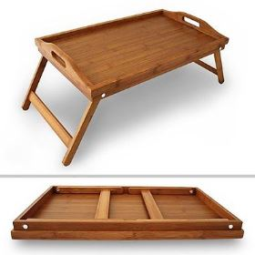 Bamboo Bed Tray