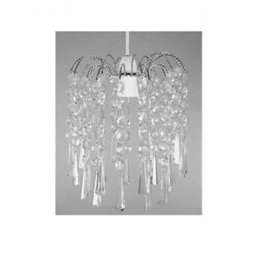 Acrylic Crystal Light Shade Pendant