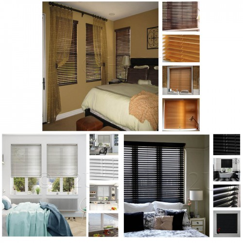 PVC Venetian Blinds Made to Measure | Venetian blinds for windows|  W165 H150 cm