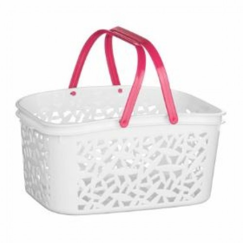 Large Plastic Storage Basket