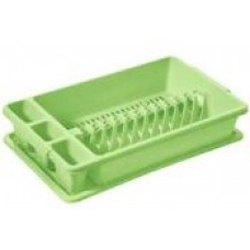 SMALL DISH DRAINER With TRAY