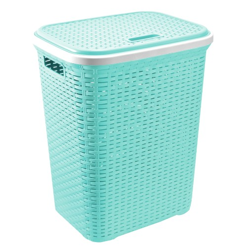Hamper Baskets Cheap Plastic Laundry Basket With Lid