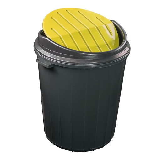 Swing Bin 50l - Kitchen Recycling Bins - Touch Top Bin -