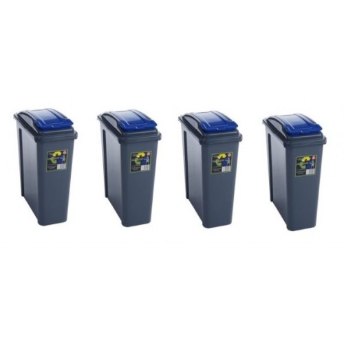 25 Recycle Bin Set Of 4