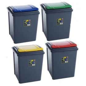 Kitchen Recycling bins | 50l bin | Kitchen bin 50l