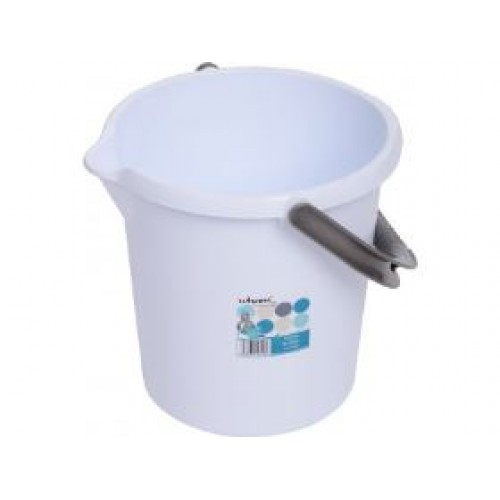 16 Litre | Plastic Nappy Bucket with Lid