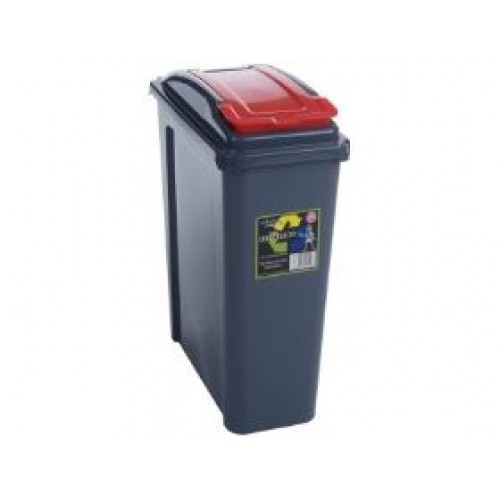 Pack Of Three 25 Litre Recycling Bins
