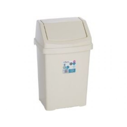 15L Swing Bin | Office Recycling Containers | 3 Gallon Recycling Bins