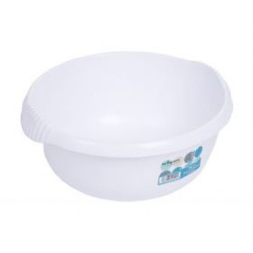 32 cm Plastic Multi Colour Round Bowl